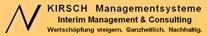 Kirsch Managementsysteme Interim Management & Consulting zu Qualität ISO 9001, ISO/TS 16949, Risiko ISO 31000 und Energie ISO 50001,  Energieaudit DIN 16247-1 in Niestetal, Kassel, Hessen - Wertschoepfung steigern. Ganzheitlich. Nachhaltig.