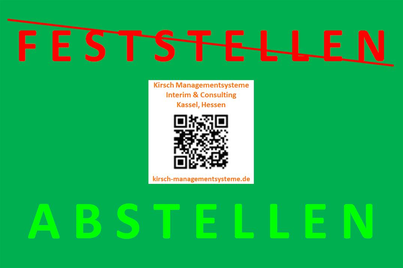 ISO 9001:2015, ISO/TS IATF 16949:2016 Automotive, ISO 9004:2009 - Wissensmanagement, Wissen umsetzen, Umsetzungslücke schließen, Unternehmensphilosophie, Handlungsrichtlinien, Was und Warum erklären, Handeln statt Planen, Lernen lernen, Angst bekämpfen, Zusammenarbeit und Miteinander fördern, Beschränken auf das Wesentliche, die Umsetzung fördernde Arbeitsumgebung schaffen - Kirsch Managementsysteme Interim Management & Consulting in Niestetal, Kassel, Hessen - Qualitätsmanagement, Risikomanagement, Energiemanagement